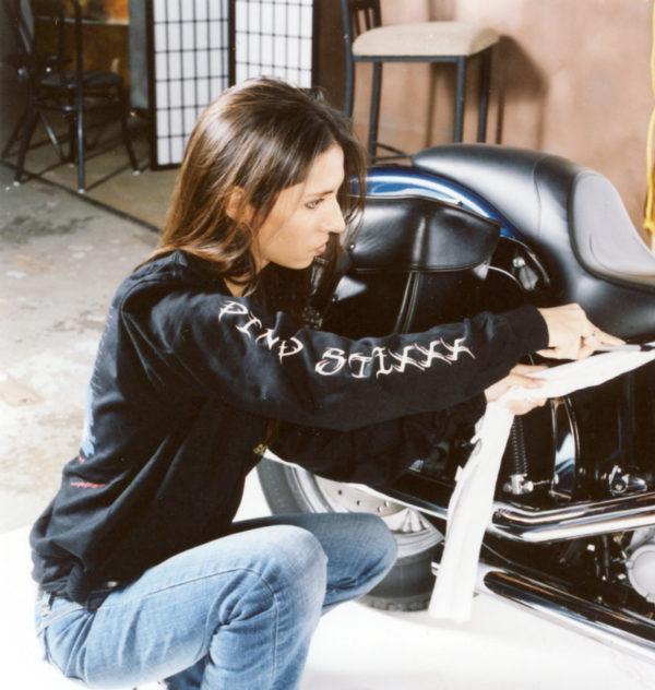 Pimp Stixxx Motorcycle Detailing System